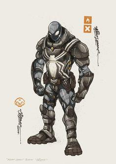 Agent Venom_Clog Two