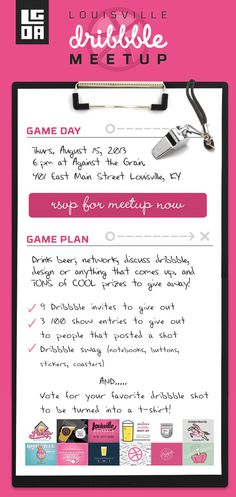 Dribbble_meetup_email by Don Hansen