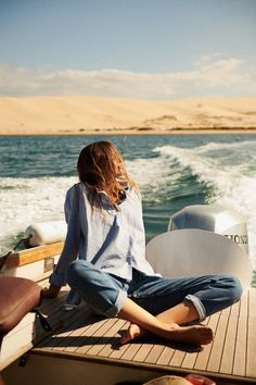 Sailing Outfit, Boating Outfit, Urban Outfits, Mode Outfits, Summer Sun, Summer Vibes, Best Photo Poses, Old Money, Dubai