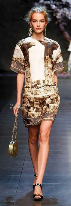 50feb973845 Dolce   Gabbana create fashions that are filled with expert couture  craftsmanship and enormous creativity.