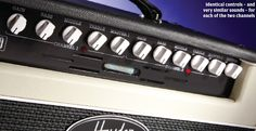 Hayden Dual MoFo combo, now in stock! Axe, Guitars, Two By Two, Channel, Studio, Digital, Cooking, Mini, Kitchen