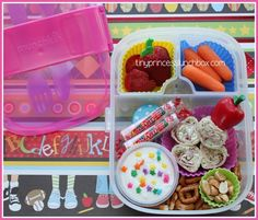 Munchkin Click Lock Bento Box Lunch!