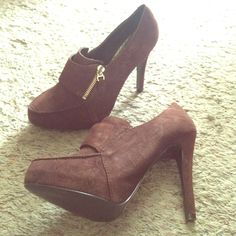 Bcbg Ankle Boot Heels
