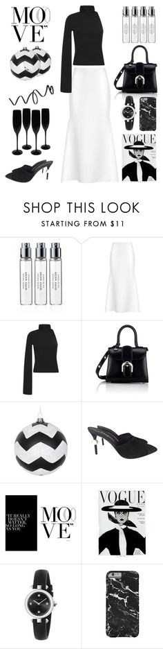 """""""Unbenannt #768"""" by fashionlandscape ❤ liked on Polyvore featuring Byredo, Maticevski, Beaufille, Delvaux, Chanel, Gucci and Frontgate"""
