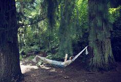How to make a hammock Kinfolk