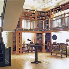 Stebe Library Room