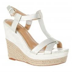 High Heel Wedge Espadrille Sandal with T-Bar And Ankle Strap With Platform Shop now:- http://www.missdivashoes.co.uk/sandals-c21/wedges-c69/high-heel-wedge-espadrille-sandal-with-t-bar-and-ankle-strap-with-platform-p3122