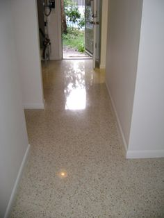 DIY Terrazzo Floor Cleaning Tips Terrazzo Floor Cleaning Is A Task - How to clean and polish terrazzo floors