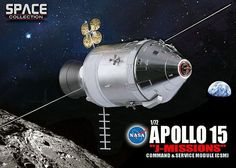 Dragon Apollo 15 J Mission Command