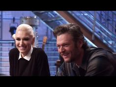 Gwen Stefani Adorably Teases Boyfriend Blake Shelton During 'Voice' Retu...
