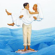 私は永遠にあなたをホールド花嫁及び新郎のウエディングケーキトッパー - JPY ¥ 1,577