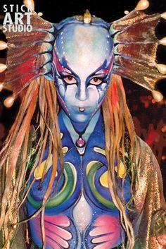 Stick Art Studio Página 2 « » Maquillaje corporal - blog