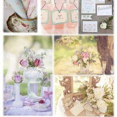 Alice in Wonderland Moodboard - www. Inspiration Boards, Simple Weddings, Alice In Wonderland, Decorative Boxes, Easy, Home Decor, Decoration Home, Room Decor, Interior Decorating