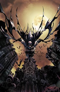Batman Legend Of The Dark Knight B by *Raapack