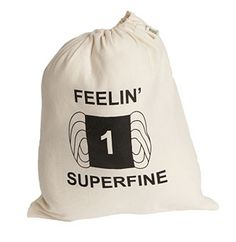 It's not free, but it's a Superfine Project Bag.