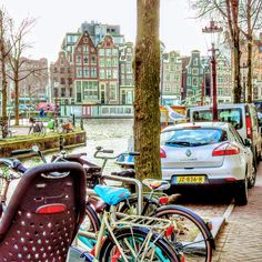 #Amsterdam #Holland #Netherlands #Amsterdamcentre #Amsterdamcenter #bicycle #bike #canals #oldcity #sightseeing #siegel #colours #colourful #colors #амстердам #голландия #нидерланды #старыйгород #каналы