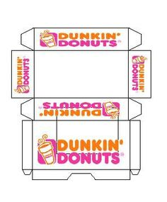 mini printout Dunkin' Donuts - for elf donuts. Something for Santa to take back to the elves for all their hard work. mini printout Dunkin' Donuts - for elf donuts. Something for Santa to take back to the elves for all their hard work. Doll Crafts, Diy Doll, Paper Toys, Paper Crafts, Elf Magic, Buddy The Elf, Doll Food, Christmas Elf, Christmas Ideas