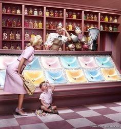 "Erwin Olafs ""Eye Candy"" exhibit (25 photos)"