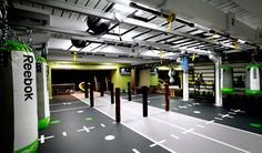 Functional Gym Concept
