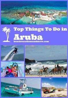 Things to do in Aruba - - Scuba Diving, Snorkeling, Atlantis Submarine, cruises, horseback rides, ATV, nightlife and other activities