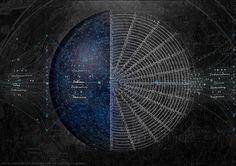 www.complexitygraphics.com by Tatiana Plakhova 2015 / Prints&Products: http://society6.com/product/circle-organization_print#1=45