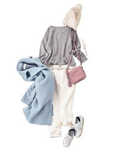 Pin by Modeempfehlungen on Sommer Mode Outfits, Chic Outfits, Fall Outfits, Fashion Outfits, Fashion Mode, Daily Fashion, Womens Fashion, Mode Ab 50, Mode Style
