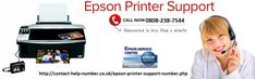 "Imagine you are getting late for the meeting and you want to take printout of some important documents for the presentation but when you try to print, your computer says that your printer is ""Offline. So, there is no need to feel disheartened. You can contact the experts at Epson Printer Help Number UK."