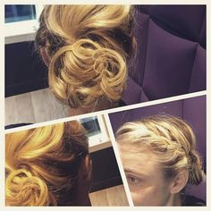 You don't need to be an Oscar nominee to look fabulous.  At Le Boudoir, gorgeous is a lifestyle. Give yourself an amazingly outstanding updo by our highly talented stylist @blondbarbiex3