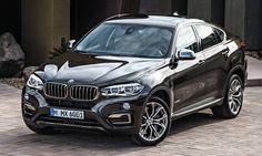 #BMW #X6. El todoterreno diseñado para la acción. Irradia un dinamismo y una determinación incontenibles.