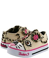 sketchers twinkle toes shuffle sneaker- leopard! Gotta find these for Baylee.