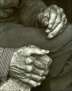 Appalachian Laborer Hands, Doris Ullman