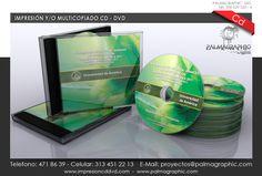 Palmagraphic Digital es una compañía que presta servicios de diseño, impresión CD - DVD - Carnet´s y Multicopiado CD - DVD. Analizando diferentes tecnologías hemos reconocido que cada una tiene fortalezas que pueden ser utilizadas a favor de nuestros clientes. Contamos con la infraestructura para el desarrollo del producto en corto tiempo y con una excelente calidad.