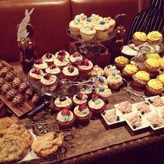 Ariccia Sunday Brunch Dessert Station
