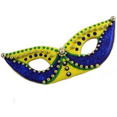 Found a cookie cutter!!!! $5. Cookie Cutter Mardi Gras Mask, Set of 2 Tin. http://www.fancyflours.com/product/Cookie-Cutter-Mardi-Gras-Mask-Set-of-2-Tin/Mardi-gras-themed-cookie-cutters