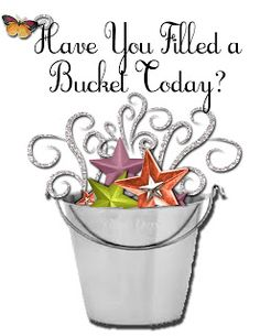 Desert Hills Relief Society: Fill Your Bucket (adaptable as a RS activity)