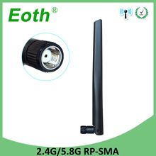Wifi Antenna 2 4g 5 8g Double Band 5dbi Antena For Huawei Router Cellular Booster D Hf Telephone Signal Router Wi Fi Carro Wifi Router Wifi Antenna Router