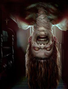 Art of Horror Blood Guts n Gore Arte Horror, Horror Art, Horror Movies, Zombies, Art Zombie, Creepy Pictures, Horror Pictures, Horror Pics, Creepy Horror