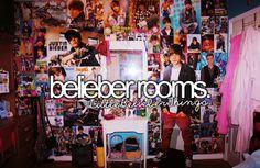 Little Belieber Things: BELIEBER ROOMS