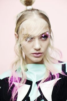 material girl magazine / EDITORIAL: ALICE // PHOTOGRAPHY BY SASKIA LAWSON