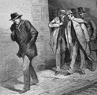 Jack el Destripador es el más conocido de los seudónimos que se le dieron a un asesino en serie no identificado que cometió varios crímenes en 1888, máxime en el distrito de Whitechapel, en Londres.  Es descrito como un asesino inteligente, eficaz, burlón, astuto, frío y obsesionado por el asesinato. Los ataques que se le atribuyeron involucraban a mujeres prostitutas de barrios pobres y tenían un modus operandi distintivo, que consistía en estrangulación, degollamiento y mutilación…
