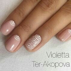 Most Gorgeous Nails Light Colors For Fall 2018 - Fall is the magical season, unlike spring and summer. Here we collect the 30 most gorgeous nails with light nail color for this fall. Dark clothing with light nails will better set off your personality. Short Gel Nails, Short Nails Art, Latest Nail Art, Latest Nail Designs, Gel Nail Designs, Simple Nail Designs, Cool Designs, Creative Nails, Gorgeous Nails