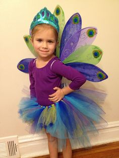 We asked our readers to submit their photos of their homemade Halloween costumes, and these are some of the best submissions we go. Halloween Costumes For Girls, Halloween 2016, Halloween Dress, Cool Costumes, Halloween Kids, Halloween Crafts, Kids Costumes Girls, Girls Peacock Costume, Fairies