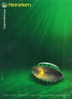 La saga Heineken | Pub en stock