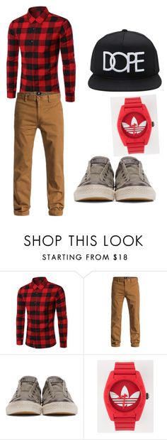 """""""нравитса"""" by explorer-14655713062 ❤ liked on Polyvore featuring DC Shoes, John Varvatos, adidas and Forever 21"""