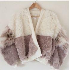 the design studio faux fur bombers Fashion 2017, Fashion Outfits, Womens Fashion, Fall Winter Outfits, Autumn Winter Fashion, Fur Bomber, Poncho, Beautiful Outfits, Beautiful Things