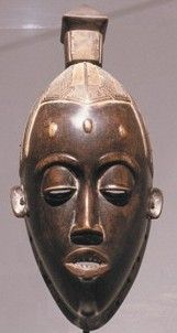 The African art collection, which numbers more than 300 objects, is among the more important collections of African art in the state, representing all major art-producing regions of sub-Saharan Africa, such as this Female mask, Gu, Guro, Ivory Coast, Wood. Gifts of Mr. and Mrs. Arthur Steinman. Permanent Collection  1993.126 (Boca Raton, Florida). Picture Yourself in paradise at www.floridanest.com