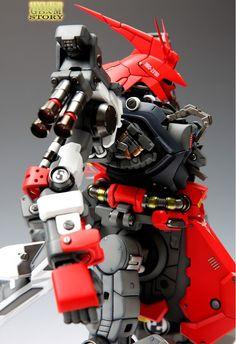 G-System 1/72 Sazabi Evolve Version  Modeled by Hyuk's Gundam Story           CLICK HERE TO VIEW FULL POST...