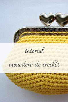 Beanie Pattern Free, Crochet Beanie Pattern, Crochet Coin Purse, Crochet Purses, Crochet Earrings, Crochet Basket Pattern, Crochet Patterns, Sewing Hacks, Sewing Crafts