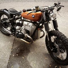 BMW Moto : I tried being reasonable, I didn't like it. Moto Cafe, Cafe Bike, Bmw Cafe Racer, Cafe Racers, Bobber Bikes, Cool Motorcycles, Vintage Motorcycles, Bmw Boxer, Bike Bmw