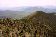 Vue crête, mont Carrigian, New Hampshire, mai 2016 New Hampshire, Crete, Mountains, Nature, Travel, Mountain Range, Naturaleza, Viajes, Destinations